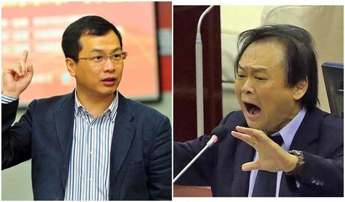 """绿营最怕谁?国民党议员:""""韩流""""加""""台风"""""""