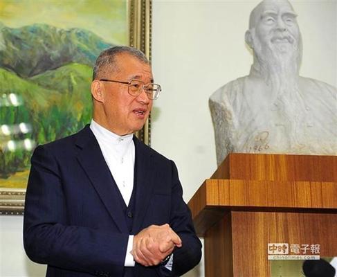 王建煊:台湾没公平正义 谁能促两岸和平就选谁