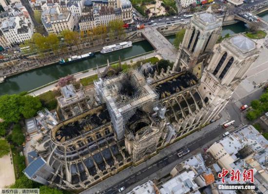 巴黎圣母院内所有画作将被转移 修复后存放在卢浮宫