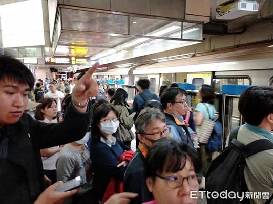 台媒:台北捷运因地震全线列车停驶检查 预计花费2个小时