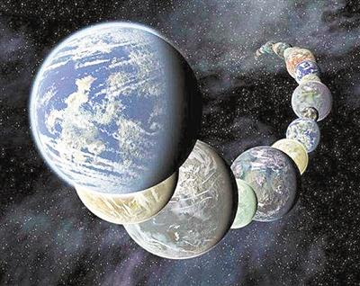 这些年我们是如何计算地球年龄的