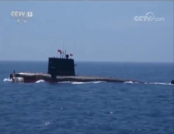 海军潜艇部队:核常兼备 锻造坚不可摧水下盾牌