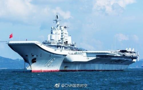 辽宁舰和新型核潜艇将参加海军70周年阅兵式