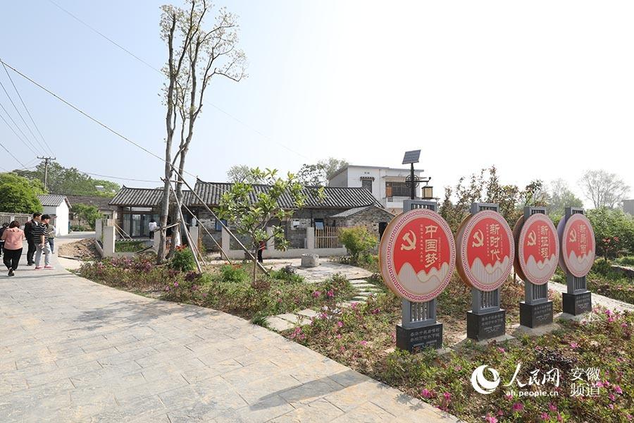安徽巢湖:全域旅游添活力 古老村镇焕新颜