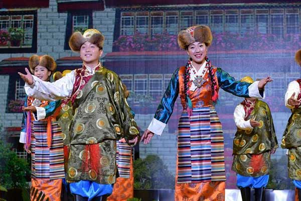 西藏哈呼曲艺社入驻拉萨