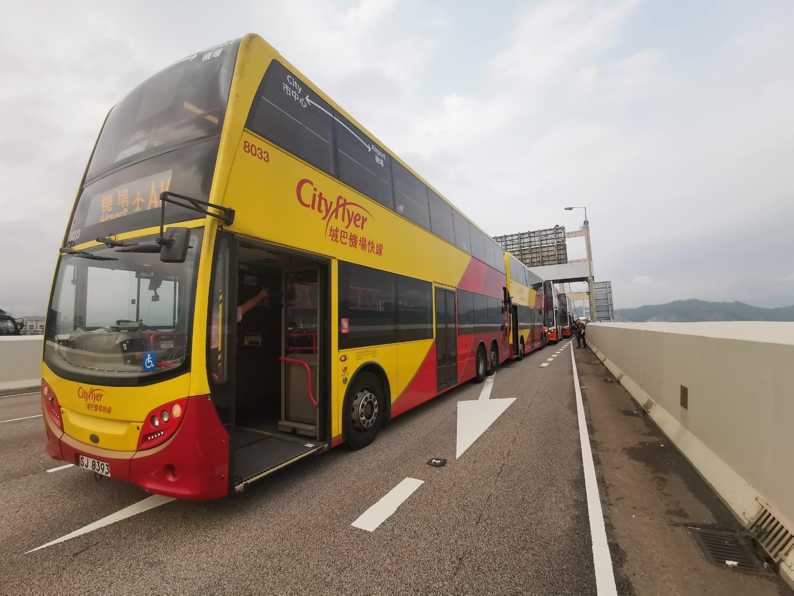 港媒:香港发生5巴士连撞车祸 至少38人受伤