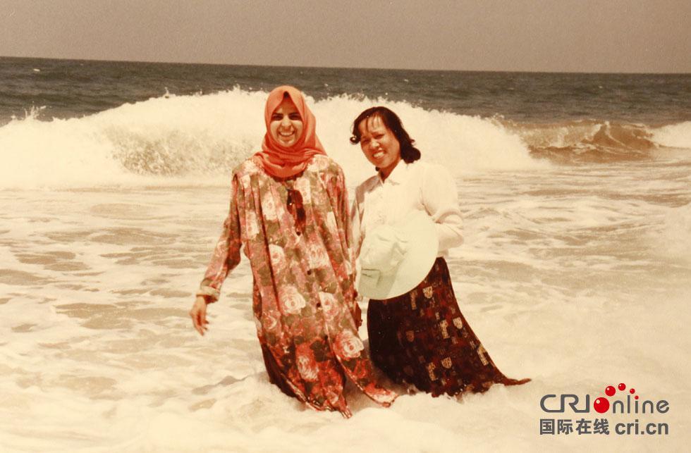 中建埃及女员工哈南:在中企工作改变了我的人生(组图)