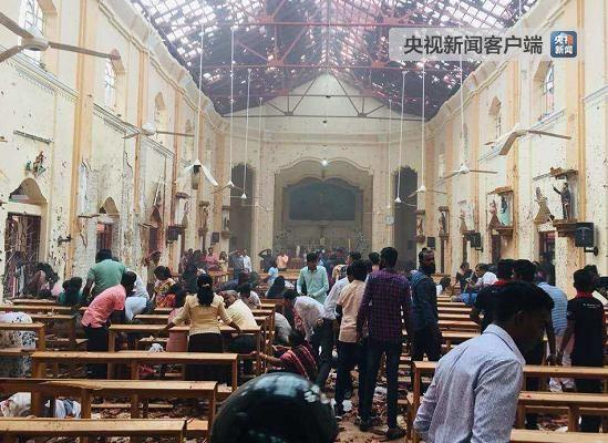 俄媒:斯里兰卡发生第七起爆炸事件