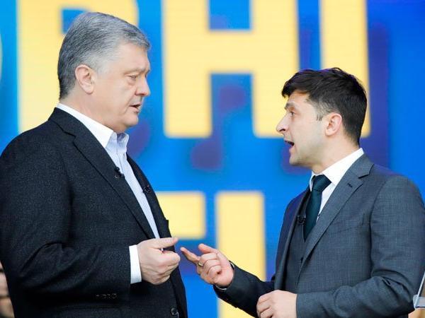 乌克兰第二轮总统选举今举行 最热门候选人却摊上官司