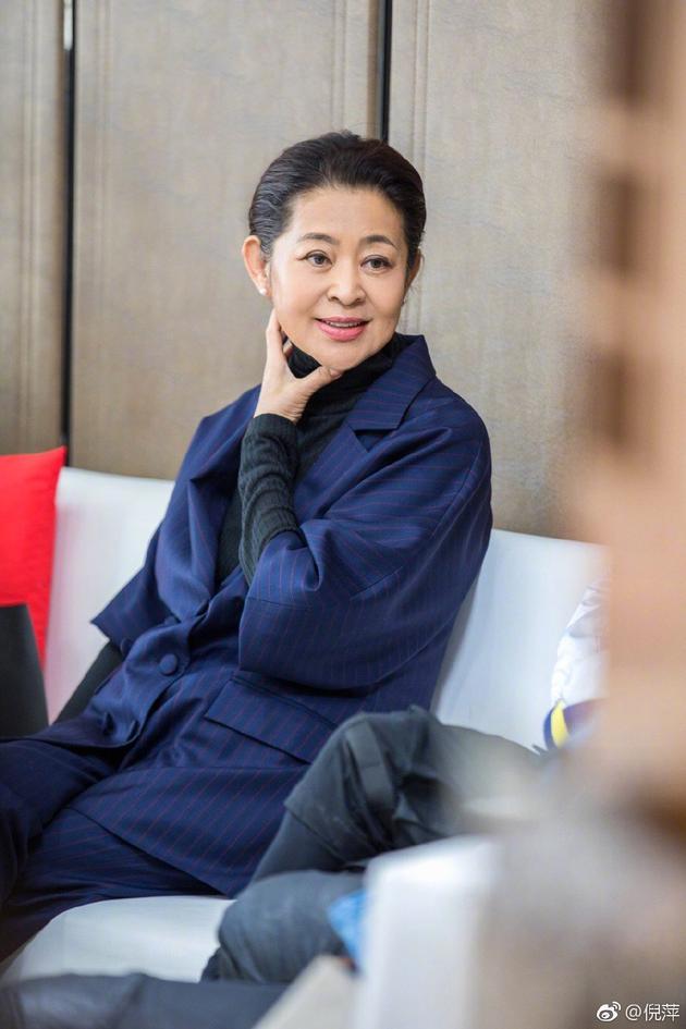 倪萍回应变瘦:看到蔡明谈论好身材视频受鼓舞