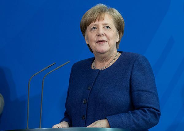 """默克尔或将任""""欧盟一把手""""?欧委会主席称其""""十分合适"""""""