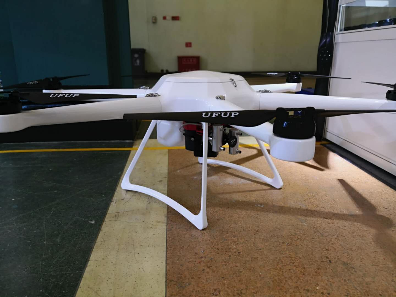 2019中国模型展上的飞行器 无人机与航模