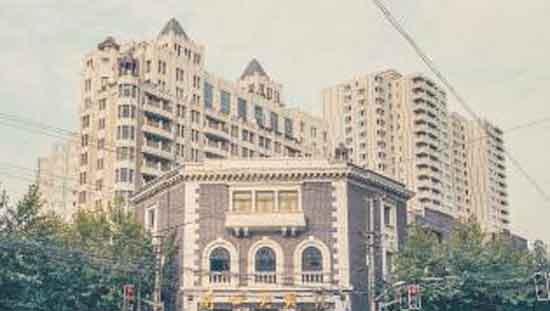 上海兰心大戏院的俄式辉煌