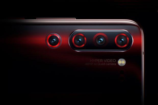 """常程曝光联想Z6 Pro核心参数:手握""""1个亿像素"""""""