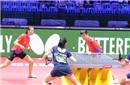 布达佩斯世乒赛:樊振东/丁宁混双首秀轻松过关