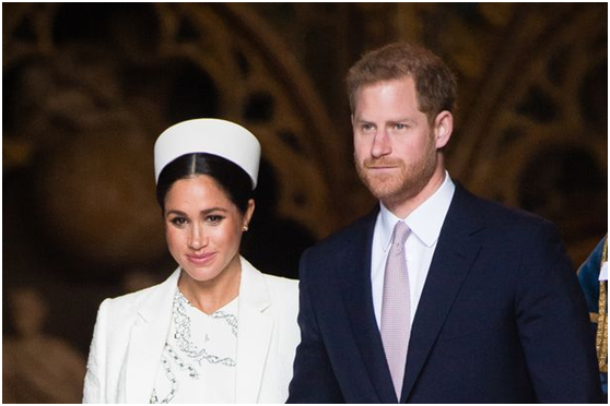 英媒曝哈里王子夫妇可能被派非洲两三年,网友:被流放了