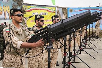 伊朗集中展示自研陆军装备 新奇玩意不少