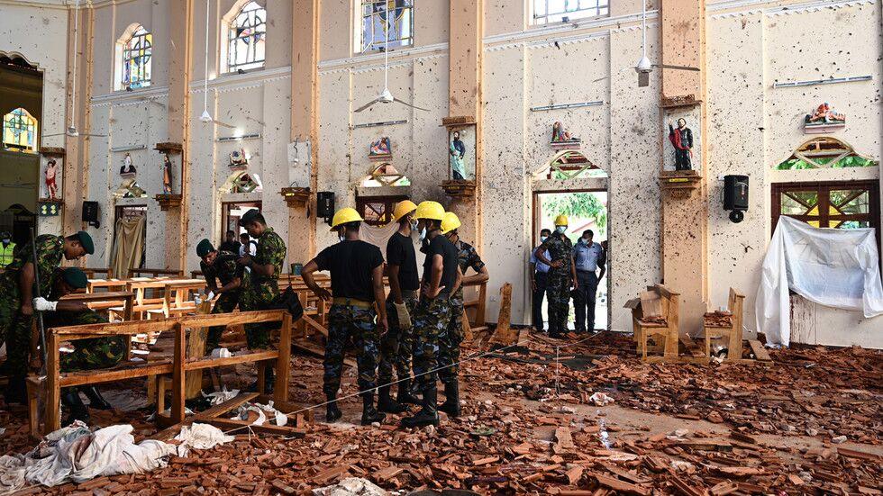 斯里兰卡住建部长承认爆炸前存在明显安全疏忽