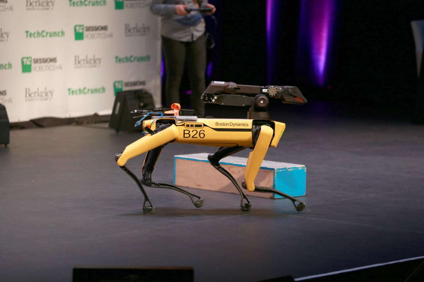 波士顿动力机器狗终于要量产 夏季公布售价