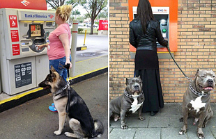 去ATM取钱的正确打开方式