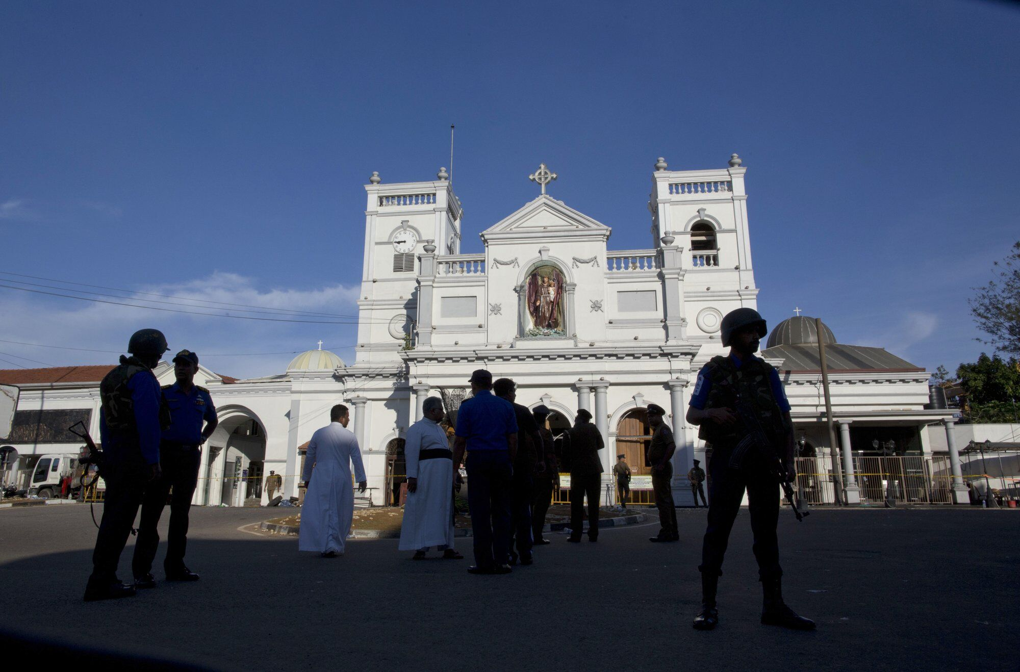 美媒:法医认证,斯里兰卡连环爆炸由7名自杀式袭击者实施