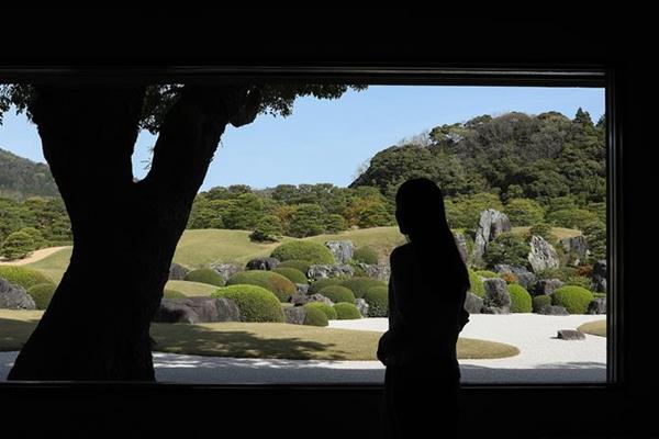 世界园林巡礼——日本岛根足立美术馆