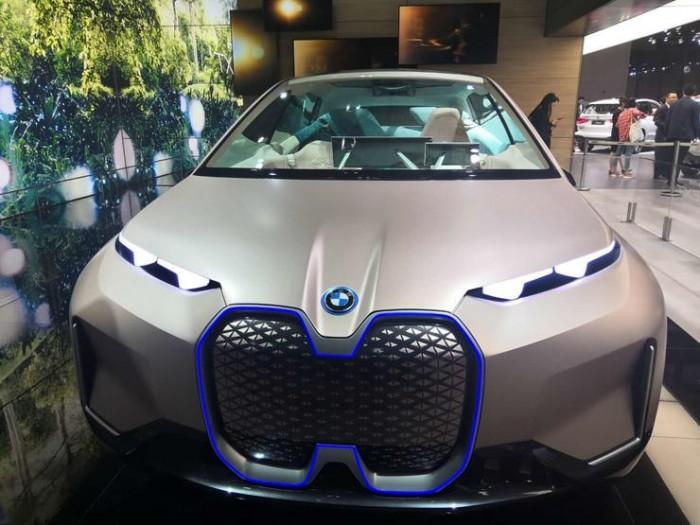 从BMW Vision iNEXT 看宝马如何进军自动驾驶