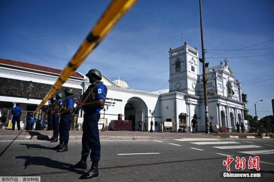 遏制恐怖主义蔓延 斯里兰卡暂时封锁部分社交媒体