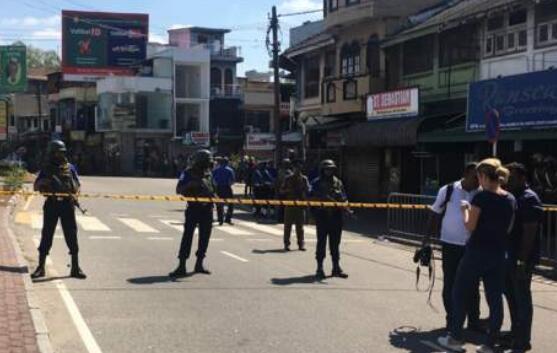 外媒:斯里兰卡6起爆炸由7名自杀式袭击者实施