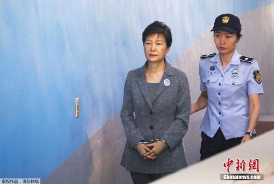 朴槿惠因腰痛申请停止监禁 检方最快本周作出决定
