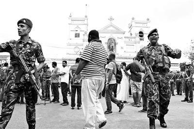 斯里兰卡一天8起爆炸 逾200人遇难