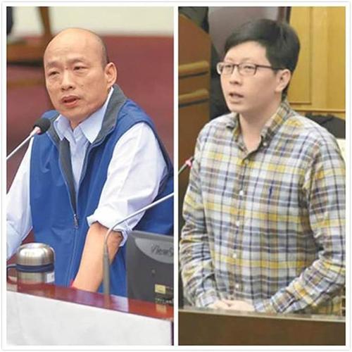 绿党财务危机也怪韩国瑜 王浩宇被轰最瞎党员