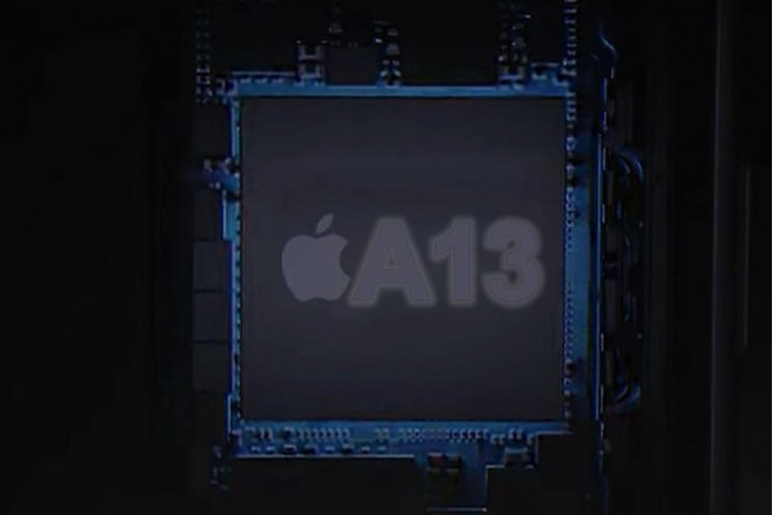 苹果新iPhone大曝光:A13芯片+后置三摄设计