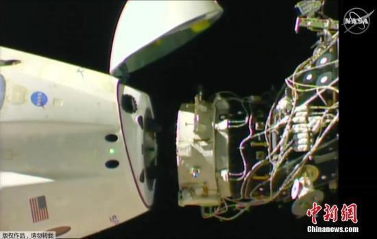 """美""""龙-2""""飞船点火测试现异常 载人发射任务将推迟"""