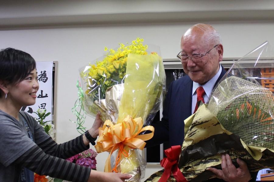日本一市议员连续12次当选市议员 现年91岁