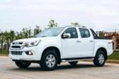 新款D-MAX实车图曝光 预计售价15万起
