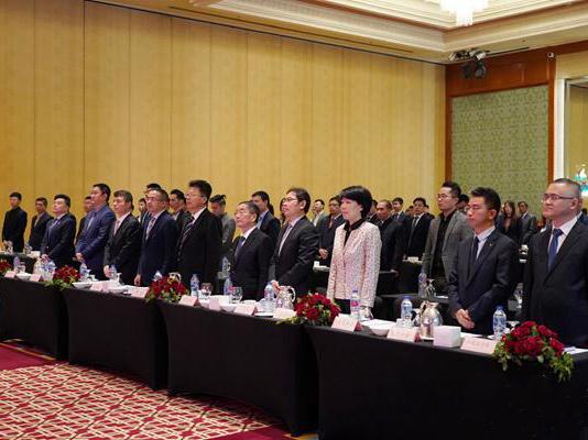 埃及中国商会召开2019年度会员大会