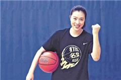 中国篮协和首钢已同意邵婷赴美参加WNBA比赛