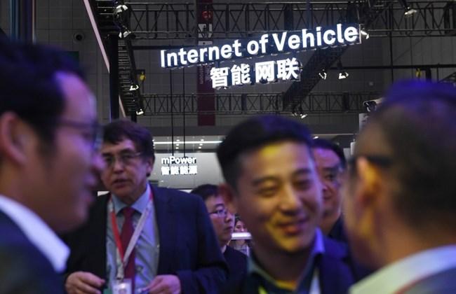 华为推出全球首个5G车载模块 下半年?#24230;?#21830;用