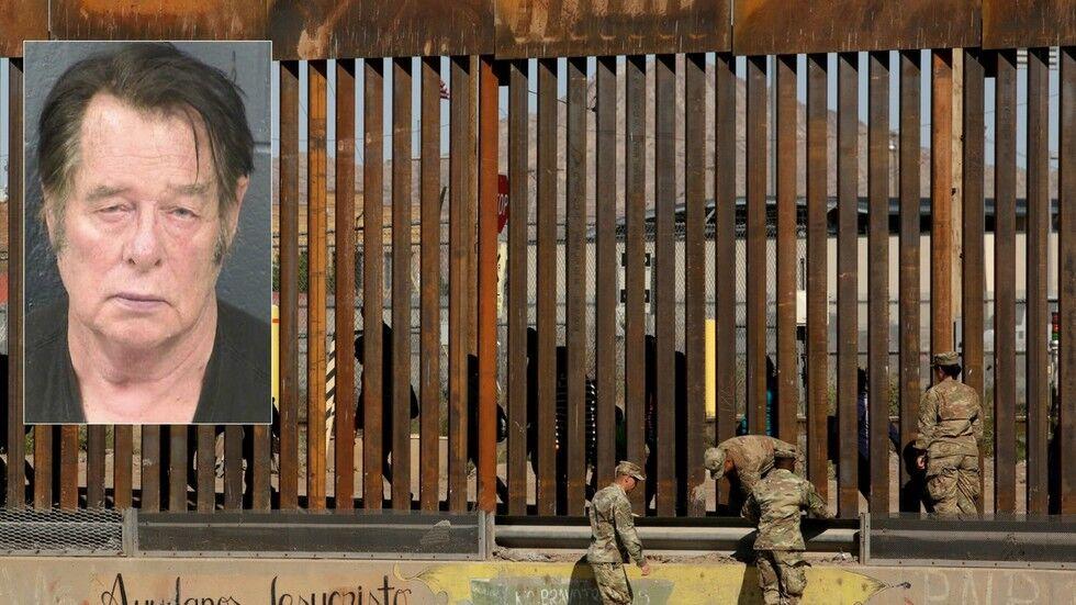 1号站:1号站:帮特朗普抓移民的美国武装头子被捕,曾夸口说策划暗杀希拉里和奥巴马