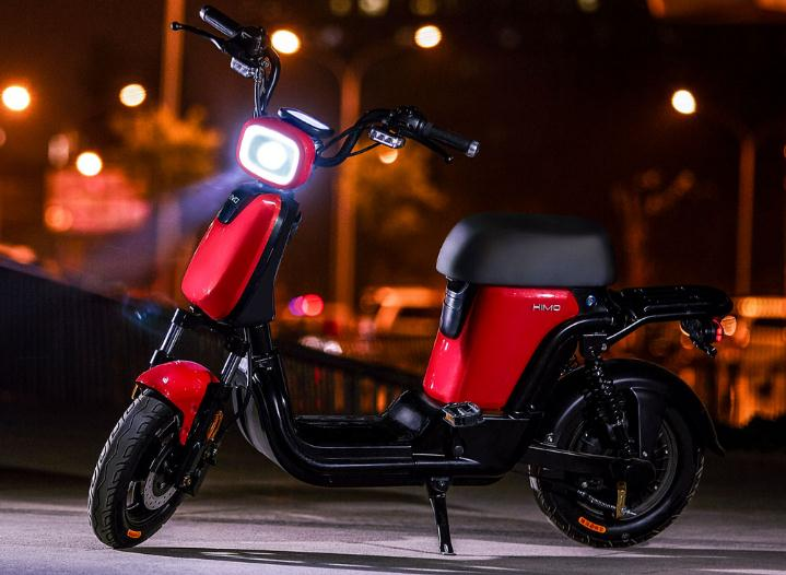 HIMO电动自行车T1上架小米有品:售价2999元