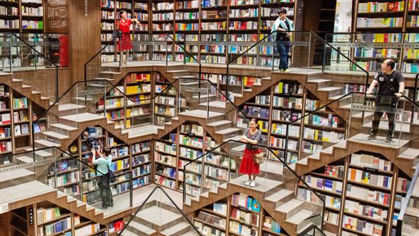 读书是什么?在世界读书日,易中天和七位文艺青年这样说......