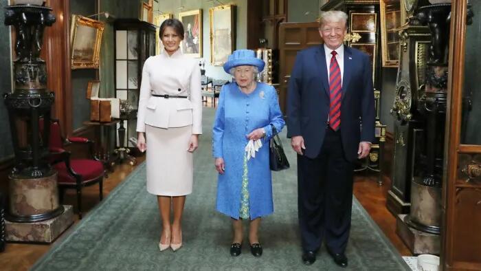 1号站:1号站:英媒:特朗普6月将赴英国进行首次国事访问
