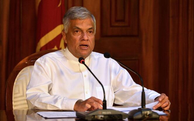 在和特朗普通完话后,斯里兰卡总理成了总统?