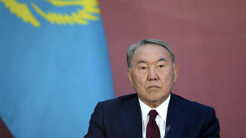 哈前总统为托卡耶夫竞选总统拉票:他是忠实战友、杰出政治家