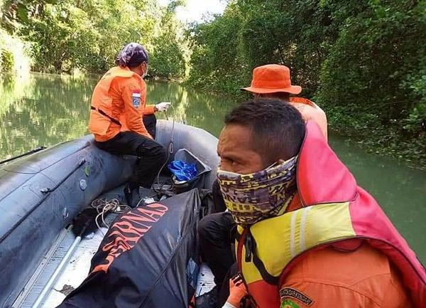 印尼鳄鱼将男子拖入水中 次日将尸体完好送回