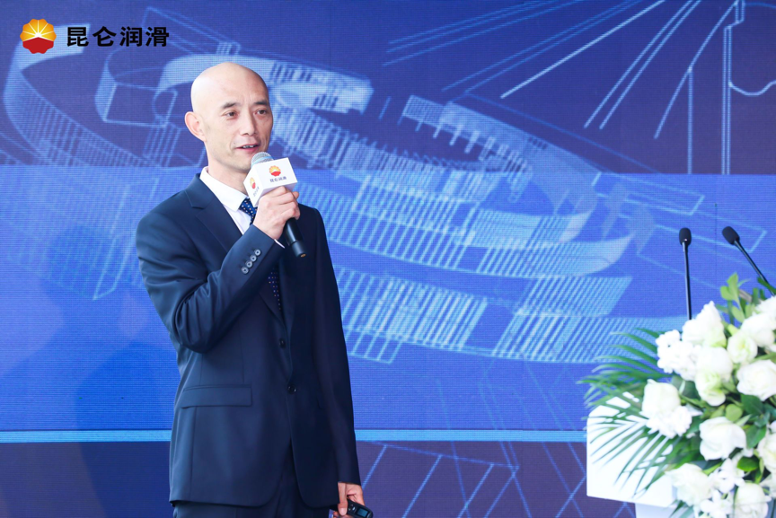 昆仑润滑齿轮箱油自主创新技术护行高铁2周年新闻发布会在京召开
