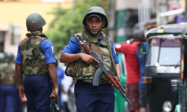 外媒:斯里兰卡可能还有汽车炸弹,警方已加强安保