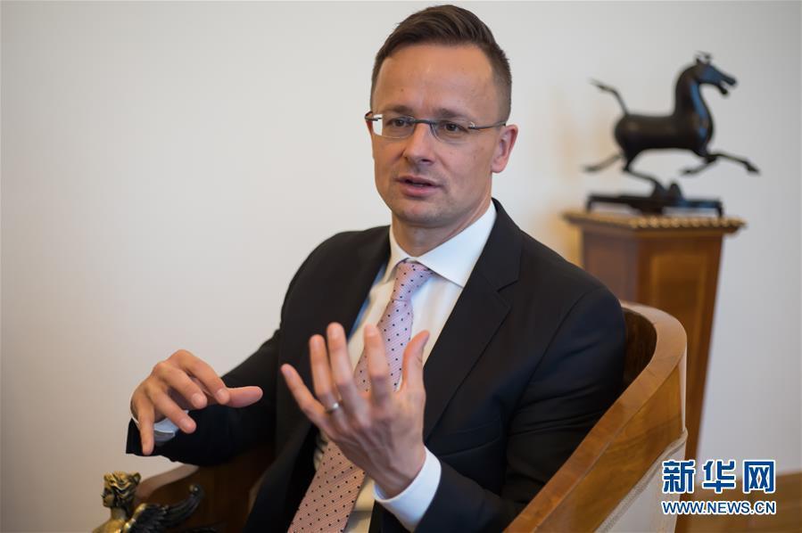 """专访:""""一带一路""""为提升中东欧各国与中国经贸合作水平带来机遇"""