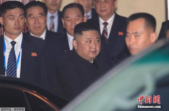 朝中社:应普京邀请 金正恩将对俄罗斯进行访问